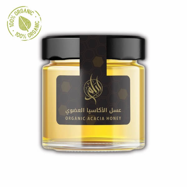 Organic Acacia Honey 3