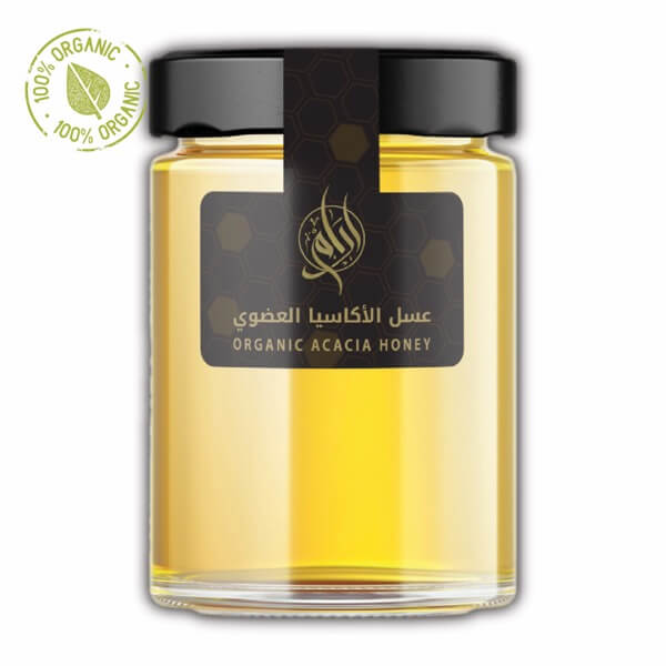 Organic Acacia Honey 4