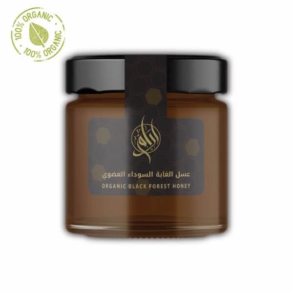 Organic Black Forest Honey 3